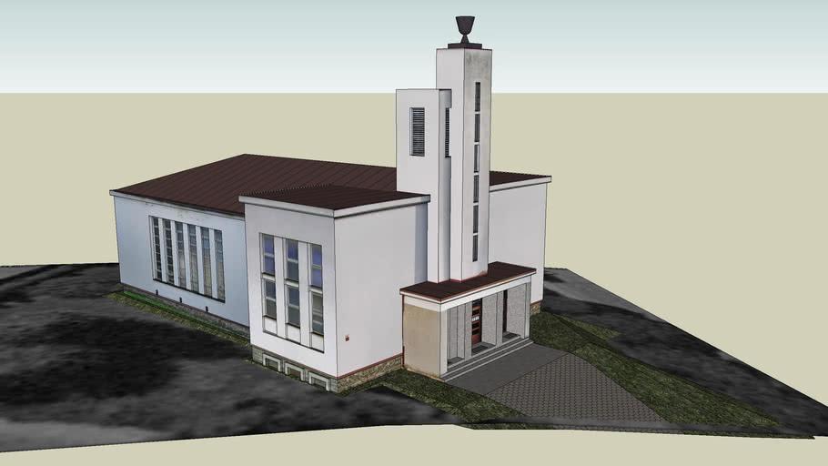 Evangelický kostel Boskovice