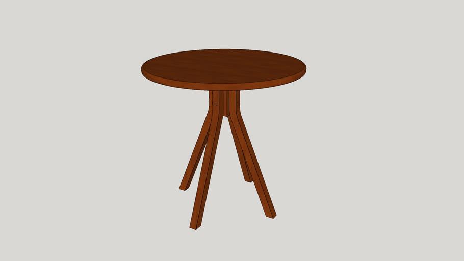 Mesa Gourmet Circular 80cm