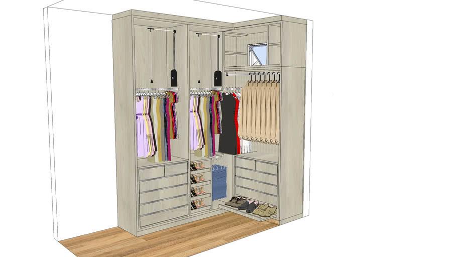 Closet-Ref:2001