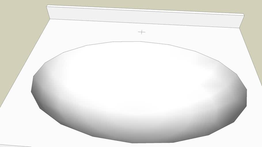 750mm zone wall mounted basin