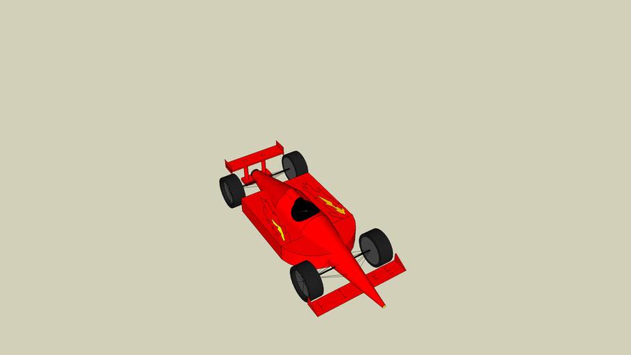 formular one car