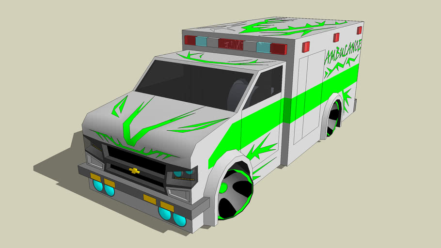 Tuned Ambulance