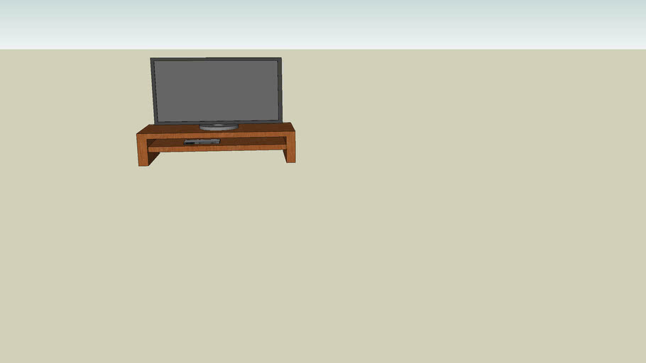 Large LCD TV