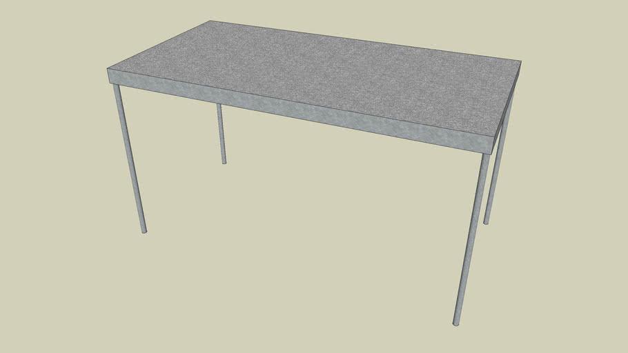 Staging Deck (Rectangular)