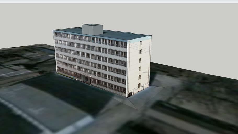 学生宿舍楼3