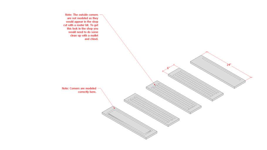 Core Box Router Bit