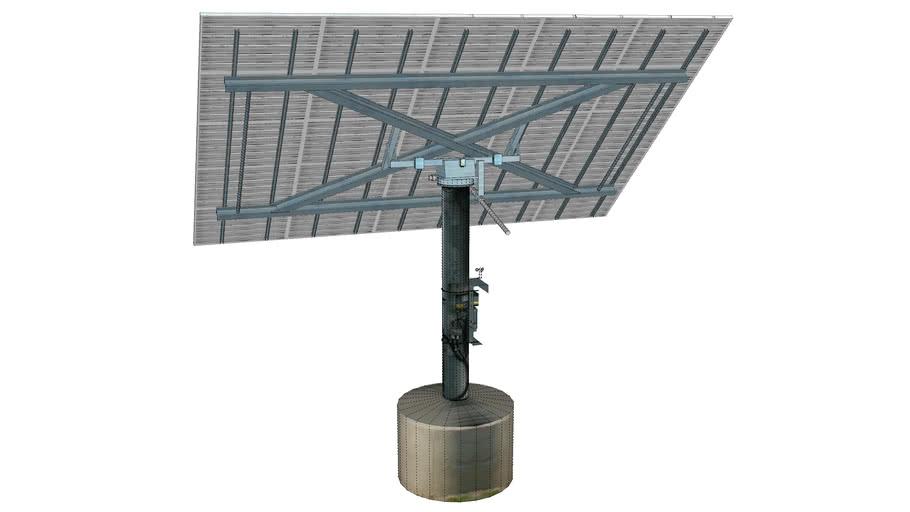 Solar Panel Tracking System