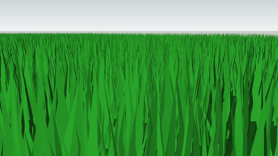 A patch of grass