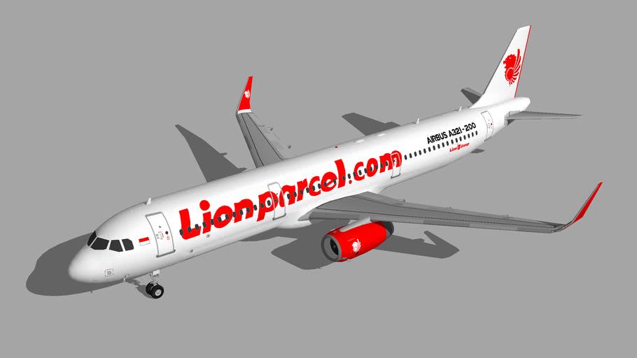 Lion Air Airbus A321-200 13