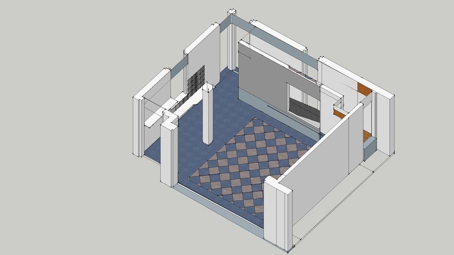 Garage with Carpet V5