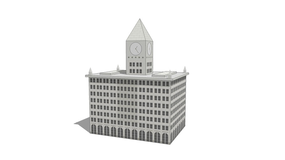 Burlingtonville City hall