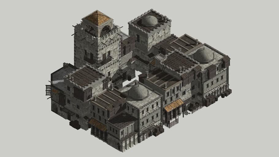 Medieval block 2