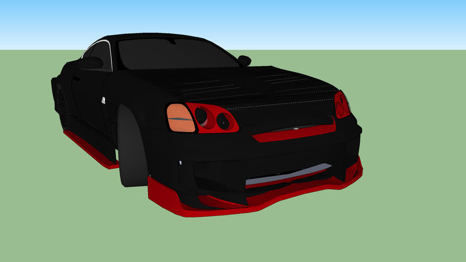 Jaguar XKR-S11 Beast Edition