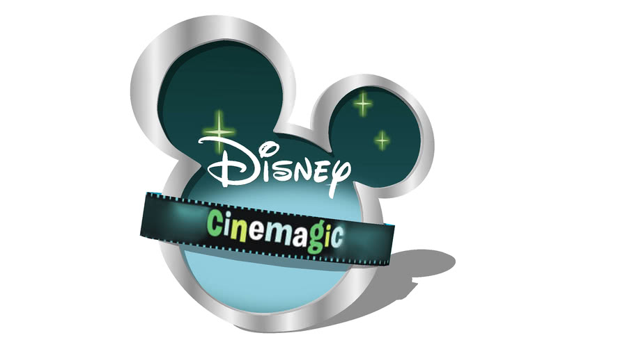 Disney Cinemagic logo
