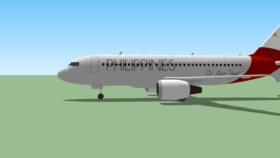 Philippine Airlines New Livery