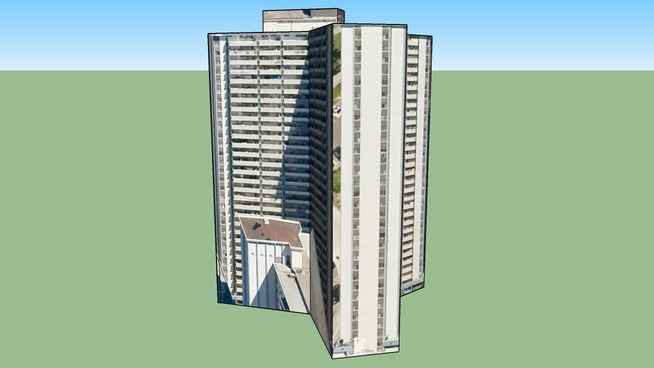 Building in Toronto, ON M4X 1J8, Canada