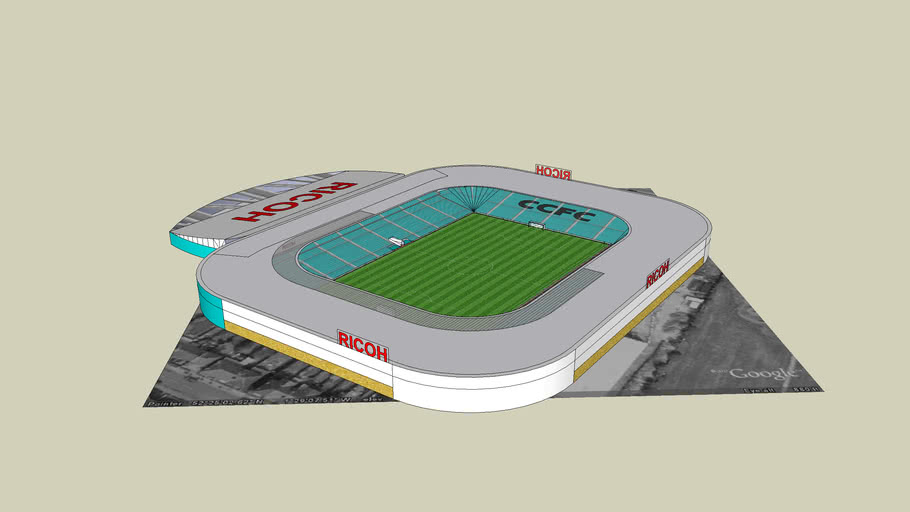 Ricoh Arena - Home of Coventry City FC
