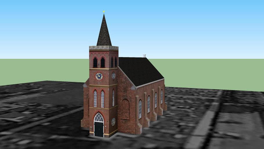 Kropswolde Dutch Reformed Church