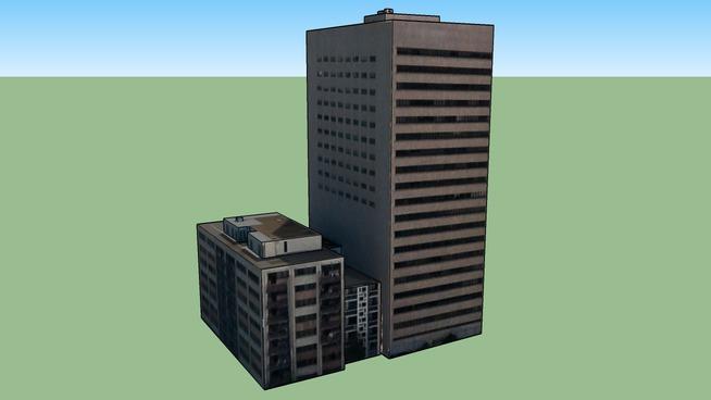 Épület itt: Melbourne VIC, Ausztrália