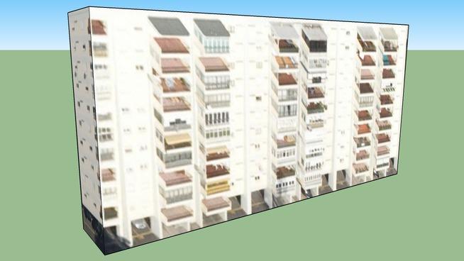 Bâtiment situé Lisbonne, Portugal