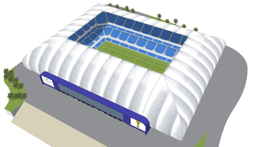 Stade d'Irvine
