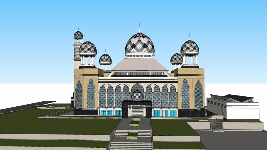 Mesjid Ikhtiar Tamalanrea Makassar