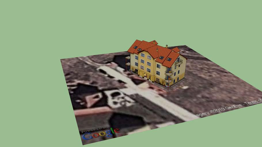 Obytny dom