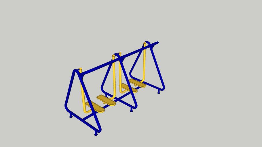 LAL 41 - Simulador de Caminhada Duplo
