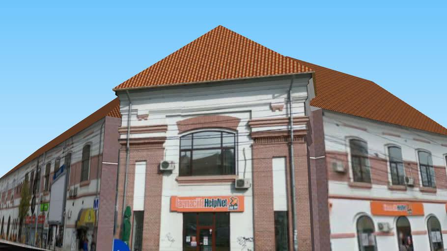 Cladire, Bucuresti, IF Romania