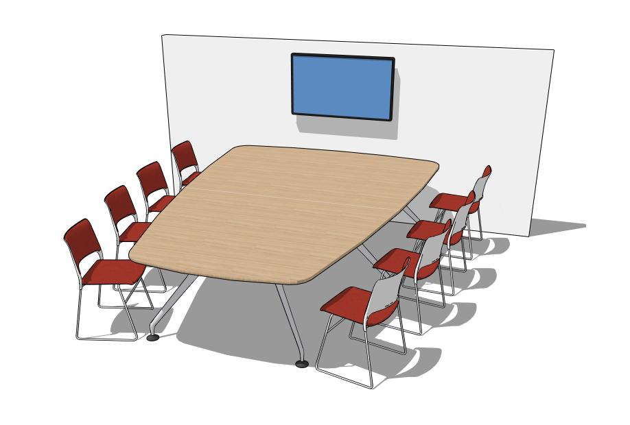 Scenarios - Meeting Rooms