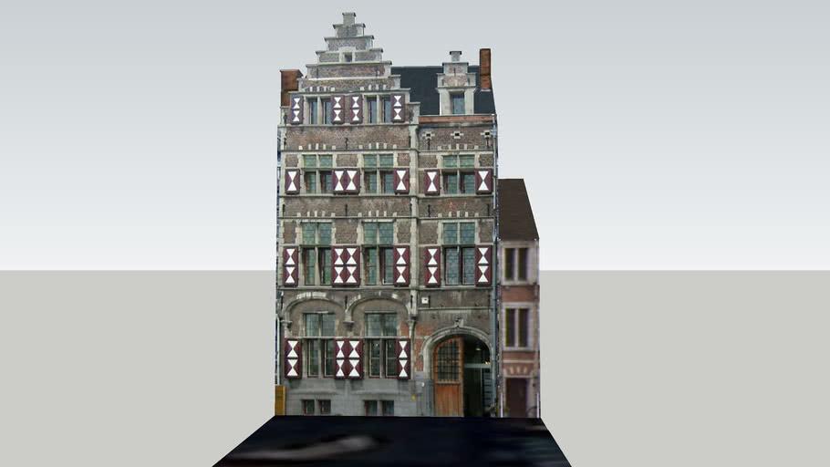 House 6 Graslei