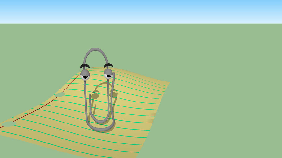 paper clip from microsoft
