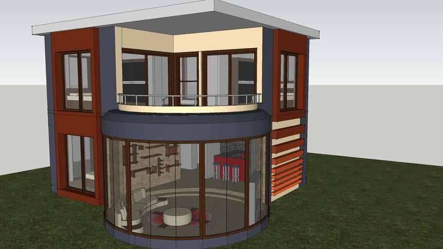 Modern Dublex House