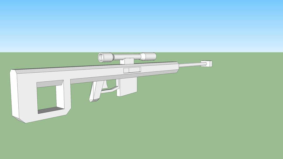 M82 Sniper Rifle