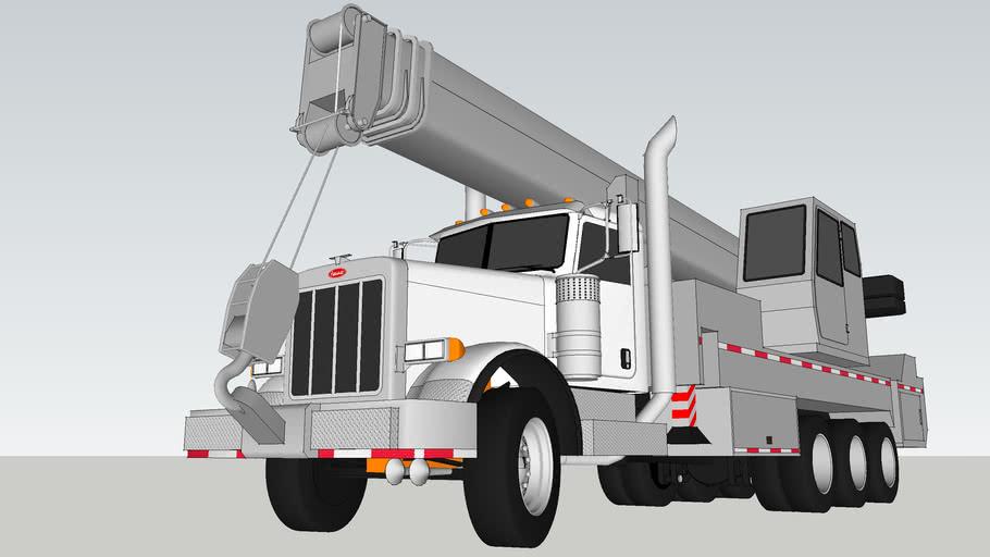 Peterbilt 379 - Crane truck