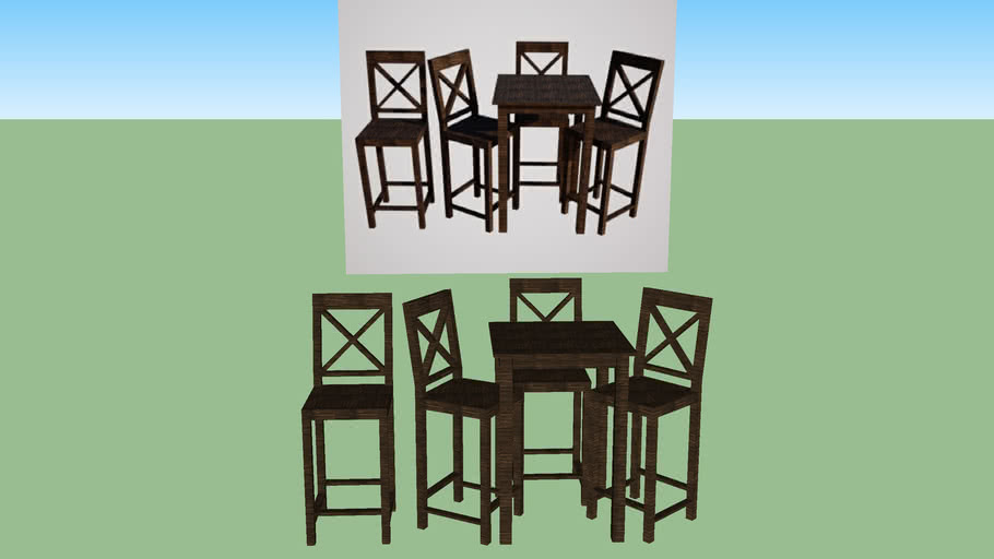 Suno bar table