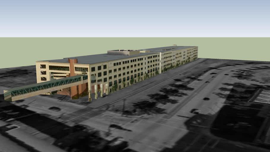 Judicial Center Parking Garage addition