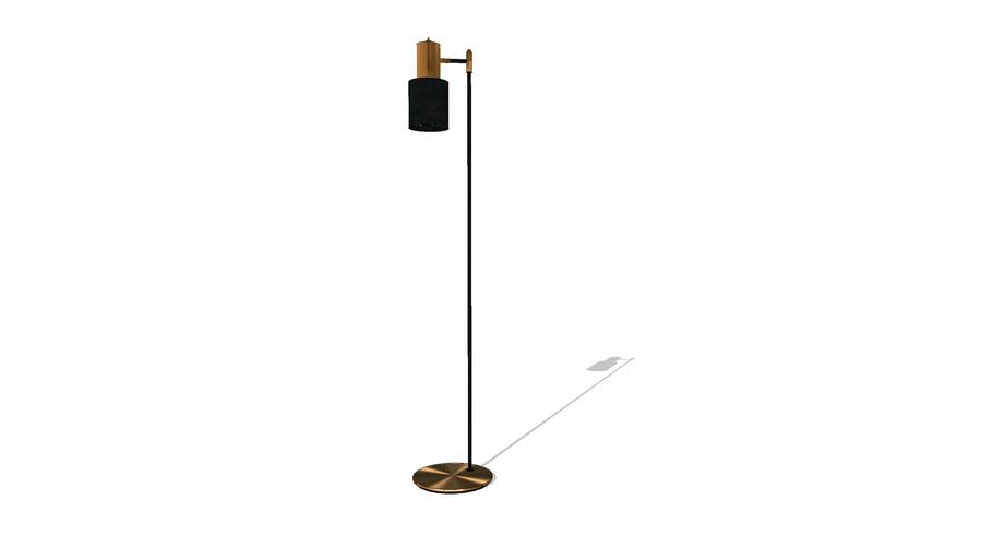 Modern Floor Lamp 3d Warehouse