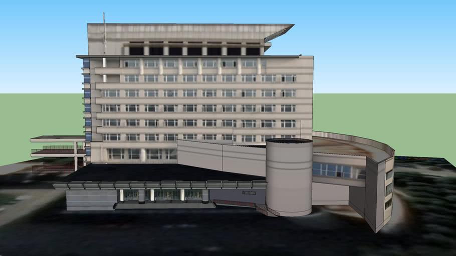 新都 西南石油大学 办公楼