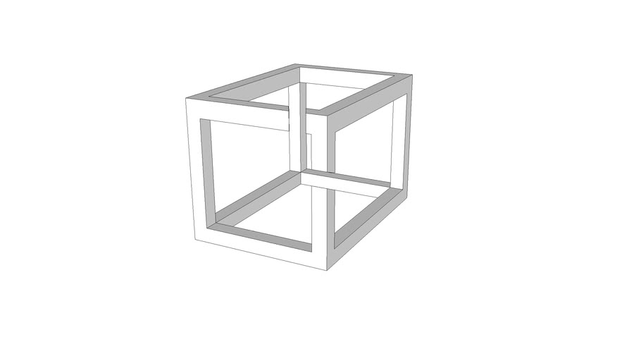 Impossible Cube / Irrational Cube