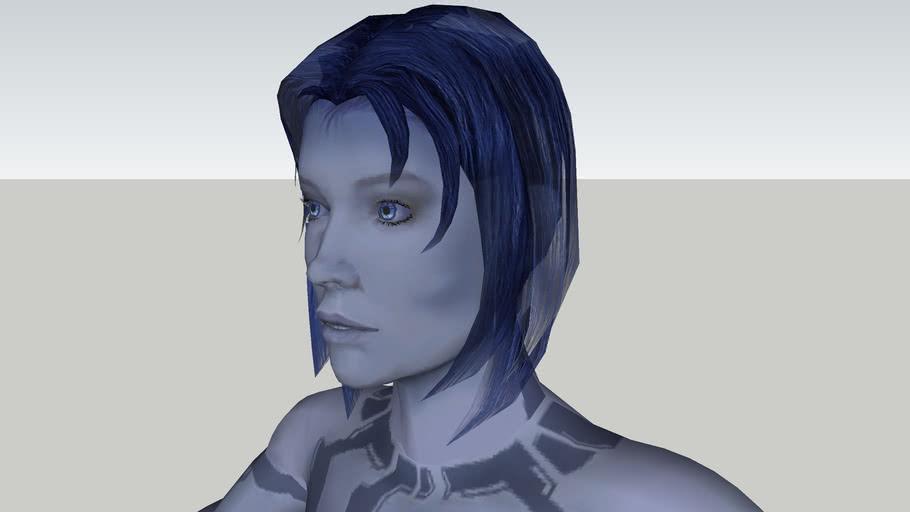 Cortana (Halo 3 Rip)