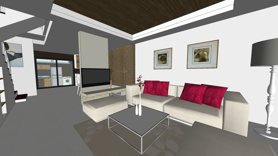 House Interior 3d Warehouse