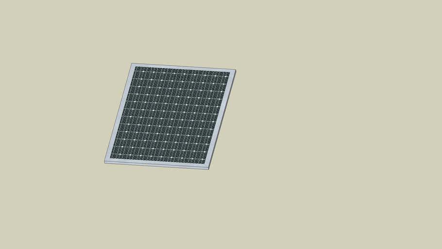 pannello solare 130x100 cm