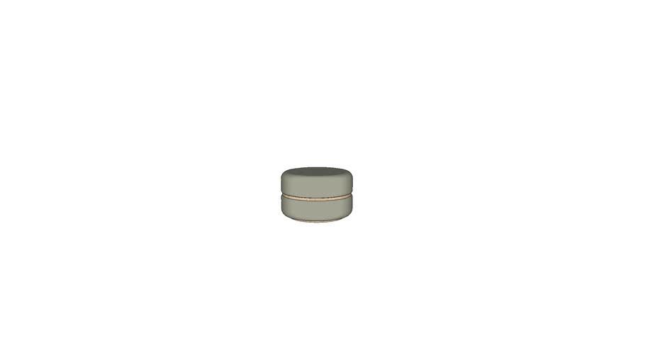 [Macaron] Ottoman(S)-Ash (L.Gray)