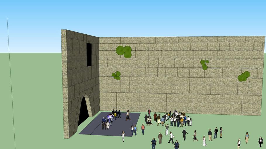 Ruthy's Western Wall - Workshop trial