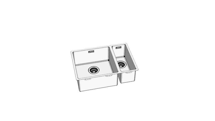 GINO-615LH Sink