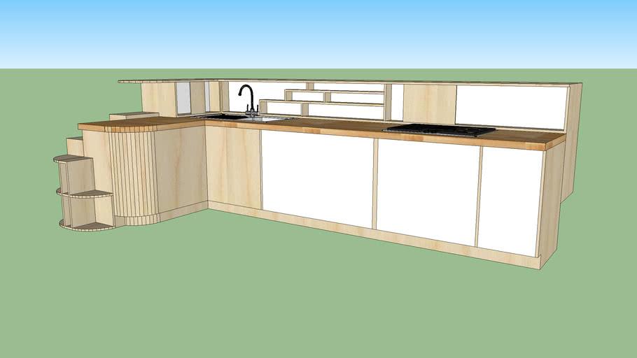 kitchen siri