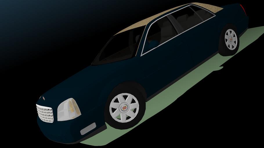 2000 Cadillac DeVille Brougham