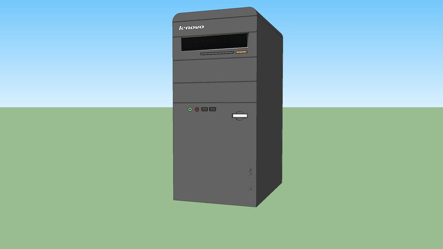 Lenovo 3000 J Series desktop computer