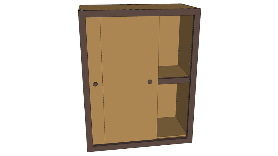 General Storage and Tool Cabinet